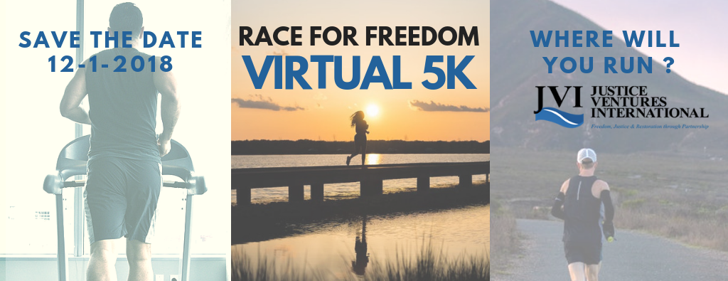 Race for Freedom Virtual 5k